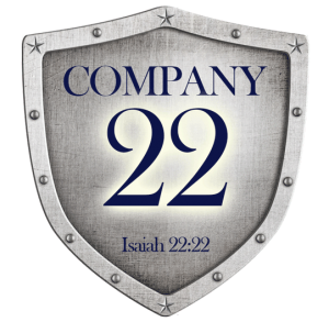 Company 22 covenant partners with Jamie Tuttle Ministries | JamieTuttle.org