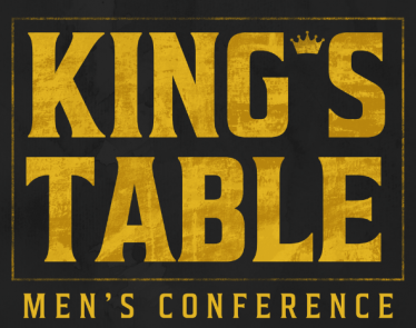 King's Table Men's Conference 2021 | Hosted by Pastor Jamie Tuttle | JamieTuttle.org